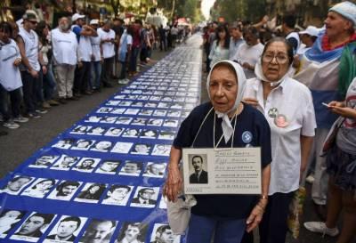 El aniversario del golpe en Argentina, una justicia que no termina de llegar