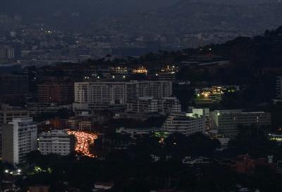 Acusaciones cruzadas por el apagón en Venezuela