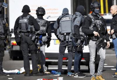 Ataque de Utrech: detuvieron al sospechoso de matar a tres personas y herir a otras cinco
