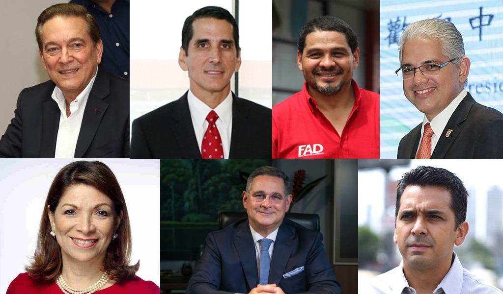A un mes de las elecciones presidenciales, así va Panamá