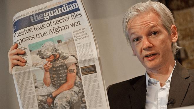 Las revelaciones de Wikileaks tras la detención de Assange