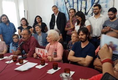Argentina: Abuelas de Plaza de Mayo encontró a la nieta 129