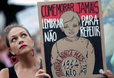 Los libros escolares de Brasil no aludirán al golpe de estado de 1964