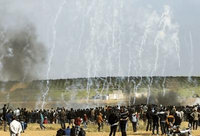 Frágil tregua entre Israel y Hamás en Gaza