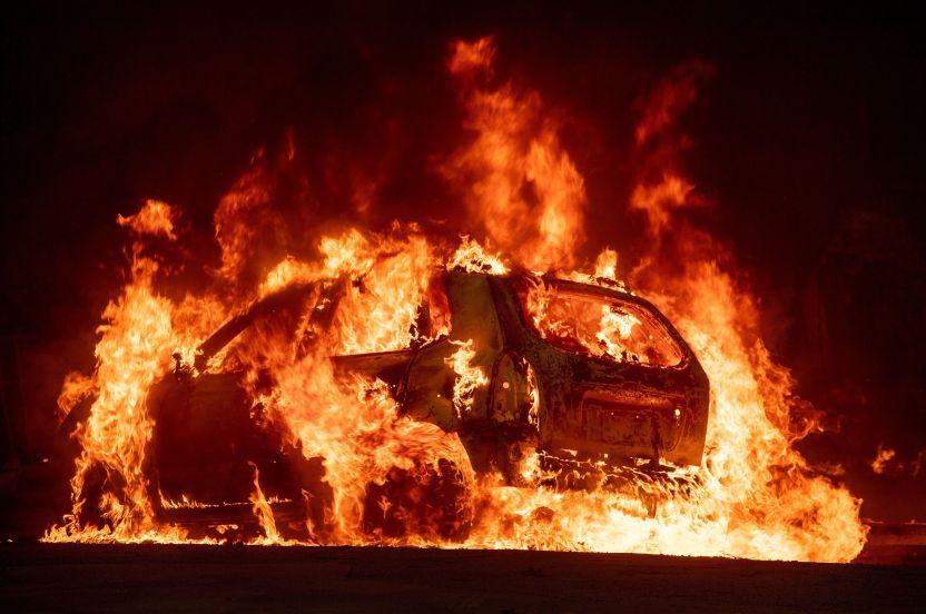 gettyimages 1059476848 - Mujer embarazada, sus tres niños y su suegra mueren en otro terrible choque en California