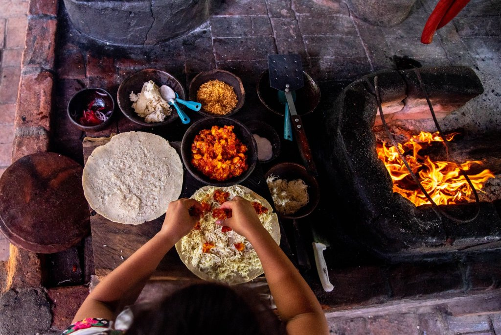 Cocina Chontal, Mexican pre-Hispanic food restaurant among the 20 best in the world