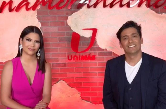Ana Patricia Gámez and Rafael Araneda, return to the second season of 'Enamorándonos'.
