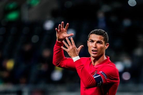 Cristiano Ronaldo no pasa por sus mejores días.