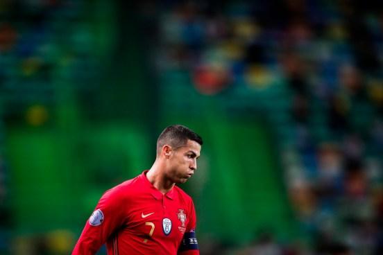 Cristiano Ronaldo resultó positivo por segunda ocasión.