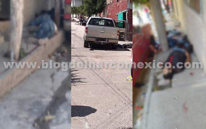 violencia en guanajuato - Jornada violenta en Guanajuato, suman 32 asesinatos en un solo día