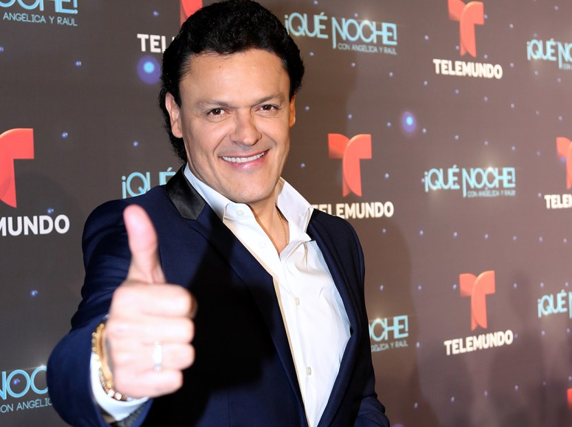 5797 PEDROFDZquenochePres105 - Telemundo habría contratado a Pedro Fernández para reemplazar a Fernando Colunga