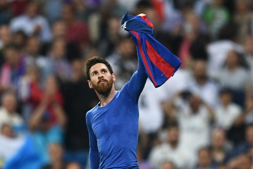 GettyImages 671989840 - Lionel Messi obsequió tres camisetas firmadas a la empresa Sinovac Biotech