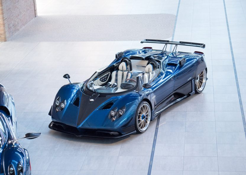 pagani zonda hp barchetta - Los 5 autos mas caros del mundo en 2021: cuestan millones de dólares