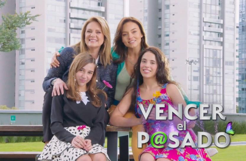 vencerelpasado televisa telenovelas univision - Así es la historia y elenco de 'Vencer el Pasado', telenovela de Televisa y Univision