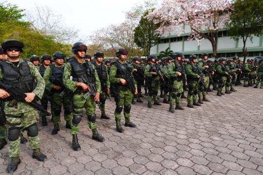 BCS disminuye homicidios un 88%, luego de cambiar a Secretario de Seguridad, Procurador y Policías ministeriales