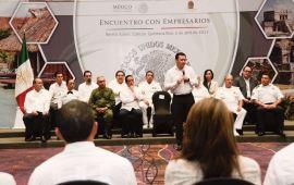 Se reúnen Gobernador y Osorio Chong para coordinar acciones de seguridad