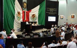 Da entrada Congreso a iniciativa anticorrupción presentada por el Ejecutivo