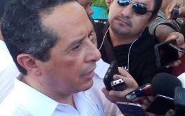 """Dice Gobernador que policía de Cancún debió actuar en caso del """"ruso"""""""