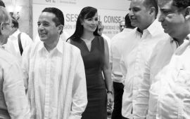 Laura Fernández: borgismo light al poder