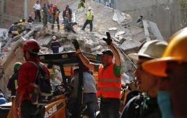Abren centros de acopio para enviar alimentos para afectados por el sismo