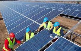 Presentan proyecto de energía solar en Quintana Roo