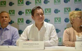 Reelección de Remberto y Laura, en manos de militancia y ciudadanos: Carlos Puente