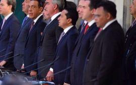 Participa Carlos Joaquín en la XLIII sesión del Consejo Nacional de Seguridad Pública