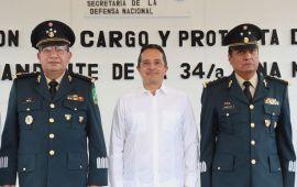 Alianza total del Ejército y el Gobierno para cuidar a la gente: Carlos Joaquín