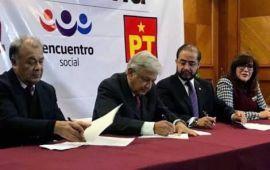 MORENA le entrega Solidaridad al PES y tres municipios al PT, para lograr la alianza en QR