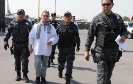 Trasladan a Mario Villanueva al Reclusorio Norte; sería para revisión médica