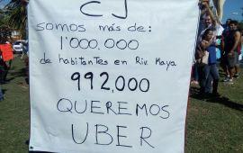 PAN y PRD se distancian de CJ y Congreso por tema Uber