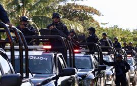 Se da el banderazo de inicio del operativo de seguridad en carreteras, puertos y aeropuertos del estado