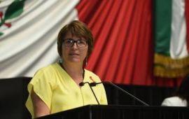 Renuncia diputada Laura Beristain al PRD