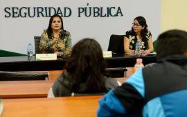 Exponen a estudiantes de derecho, avances en implementación del Sistema Estatal Anticorrupción