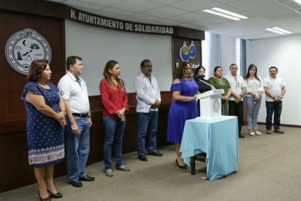 Asume nueva directora de Desarrollo Urbano en Solidaridad