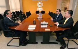 Tensión entre CJ y el PRD; no le dieron al gobernador ningún espacio en Cancún