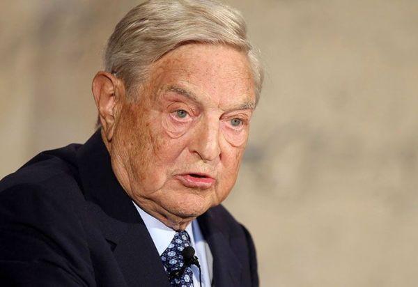 """""""Los días de Facebook y Google están contados"""": George Soros"""