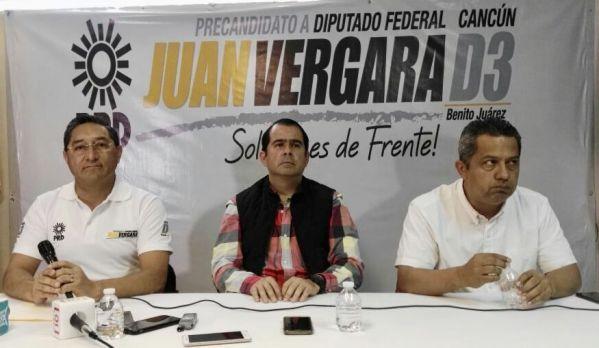 PAN y PRD deslizan la idea de una detención política en el caso Vergara