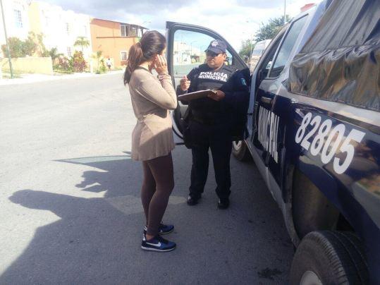 Hacen equipo ciudadanos y policías en Solidaridad