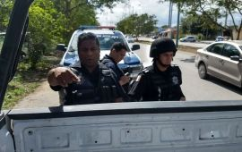 Denuncian que policías municipales agredieron a reporteros