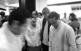 CJ veta a Chanito en Cancún | La disyuntiva del PRD: enfrentar al gobernador, o su desaparición