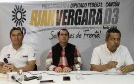 """PRD no sabe qué hacer con Vergara; """"le llueven"""" acusaciones al ex funcionario"""