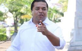 """""""El PRD ha tomado una mala decisión: imponer al borgista José Luis Toledo"""": Emiliano Ramos"""