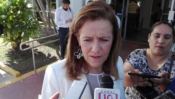 """Gobierno de Borge, """"un asalto en despoblado"""": Margarita Zavala"""