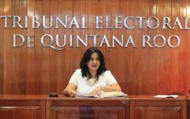 Presentan ante el Teqroo recurso para agilizar impugnación contra Laura Beristain