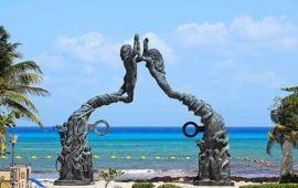 Las actividades turísticas y económicas transcurren de manera normal, asegura Gobierno del estado