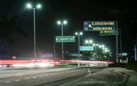 Gobierno de Solidaridad instala más de 1300 luminarias en dos meses