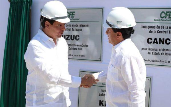 La modernización del sector eléctrico da más y mejores oportunidades para el desarrollo y la generación de empleo: Carlos Joaquín