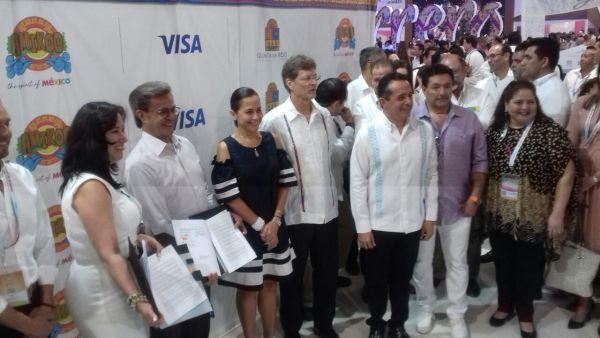Éxito de marcas de QR garantizan turismo: Carlos Joaquín