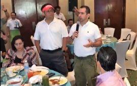 El PRD defiende a Chanito; no está involucrado en ninguna irregularidad en el borgismo, aseguran